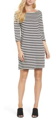 Leota Nouveau Stripe Shift Dress
