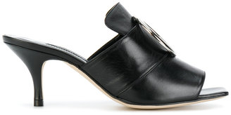Dorateymur open toe mules