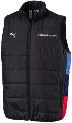 Puma Men's Bmw Insulated Vest