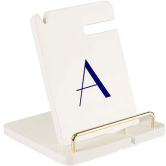 Cathy's Concepts Monogram Lacquer Docking Station