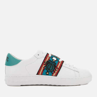 Ash Women's Phantom Nappa Leather Cupsole Trainers