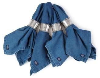 Lexington Living Jeans Napkin 50x50