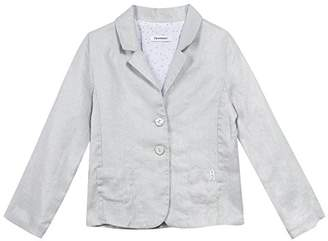3 Pommes Girl's Ceremonie Jacket,(Manufacturer Size: 9/10A)