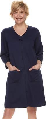 Croft & Barrow Women's Duster Robe