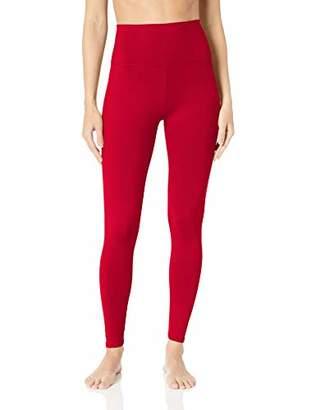 """Core 10 Women's Plus Size All Day Comfort High Waist Full-Length Yoga Legging - 27"""""""