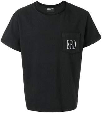 Enfants Riches Deprimes e.r.d logo pocket shirt