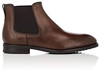 Tod's MEN'S LEATHER CHELSEA BOOTS