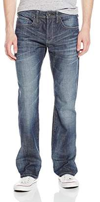 Buffalo David Bitton Men's King Slim Bootcut Jean