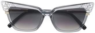 DSQUARED2 Eyewear embellished Mya sunglasses