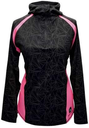 John Deere Western Sweatshirt Womens Reflective M 24617308