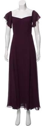Reformation A-Line Midi Dress