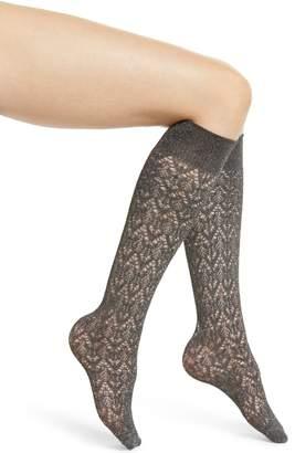 Oroblu Openwork Knee High Socks