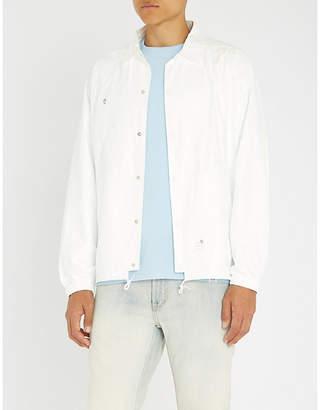 Magic Stick Tyvek creased shell jacket