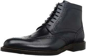 Bugatchi Men's Lace up Ankle Boot