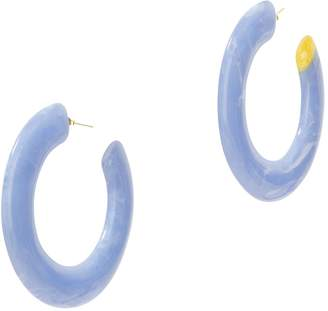 Cult Gaia Mira Hoop Earrings