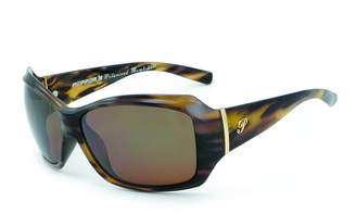Pepper's Peppers Women's Molly Polarized Oval Sunglasses