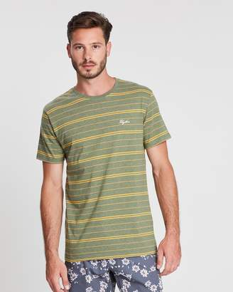 rhythm Vintage Stripe T-Shirt
