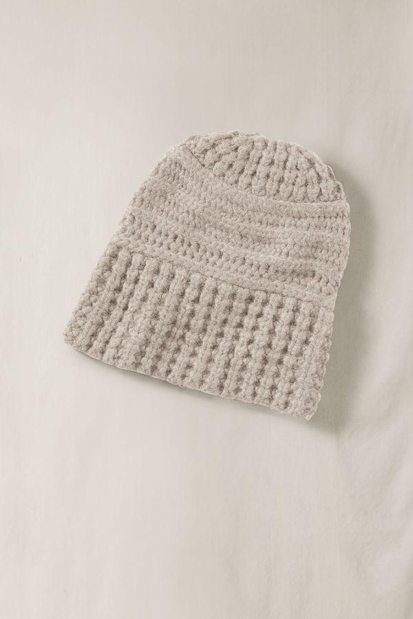 Women's Chunky Knit Hat