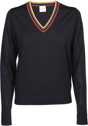 Paul Smith Stripe Detail Sweater