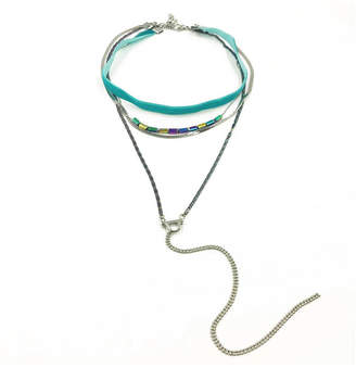 BIJOUX BAR Bijoux Bar Womens Choker Necklace