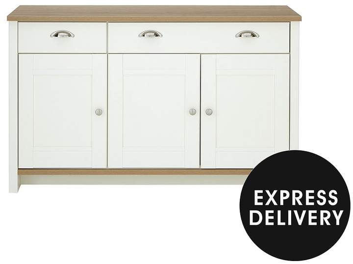 Tivoli Ready Assembled Large Sideboard