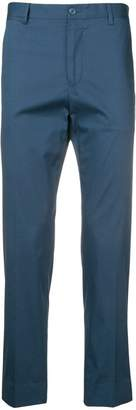 Dolce & Gabbana slim-fit side-stripe trousers
