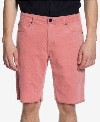 Ezekiel Men Bryce Slim-Fit Stretch Denim Shorts