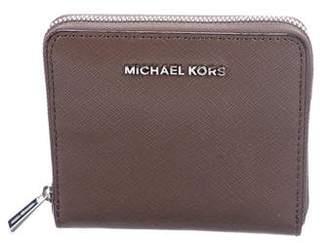 MICHAEL Michael Kors Jet Set Travel Card Case