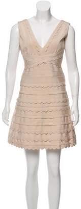 Alberto Makali Sleeveless Mini Dress