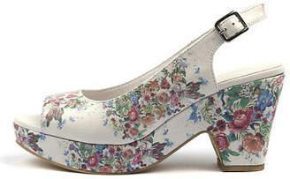 Django & Juliette New Elfs Womens Shoes Casual Sandals Heeled
