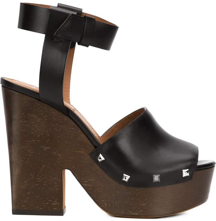 Givenchy 'Sofia' clog sandals