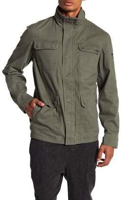 Tommy Hilfiger Front Zip 4 Pocket Utility Jacket
