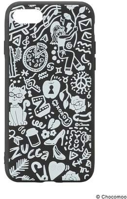 Zucca (ズッカ) - ZUCCa / S Chocomoo×ZUCCa ACC iphone ケース