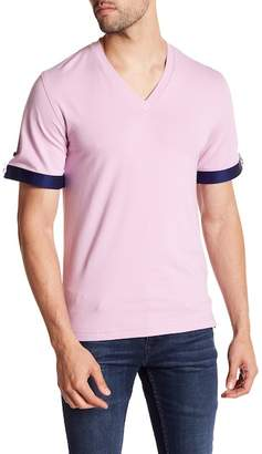 Maceoo V-Neck Contemporary Fit Tee (Big & Tall Available) $68 thestylecure.com