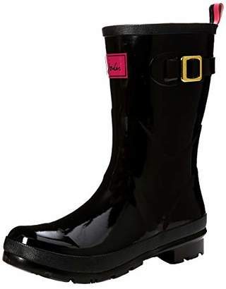 Joules Women's Kellywelly Gloss Rain Boot