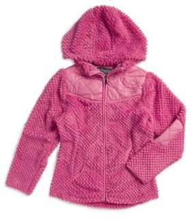 Hawke & Co Girl's Hooded Quilted Jacket