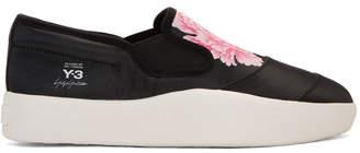 Y-3 Y 3 Black James Harden Tangutsu Sneakers