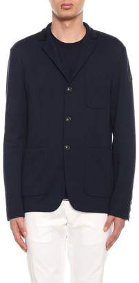 Moncler Jersey Blazer From