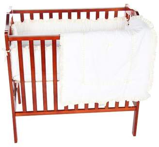 Harriet Bee Greyson Unique Portable 3 Piece Crib Bedding Set