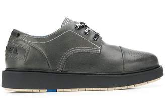 Diesel D-Cage lace-up shoes