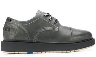 Diesel D-Cage lace-up shoes