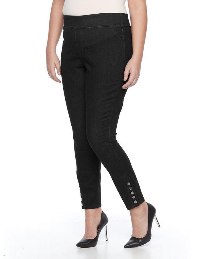Apt. 9Plus Size Apt. 9® Pull-On Skinny Jeans