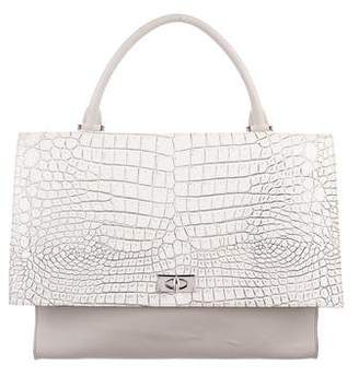 Givenchy Shark Medium Stamped Crocodile Bag 19c12389f8ed6