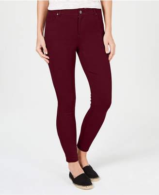 Style&Co. Style & Co Ultra-Skinny Ponte-Knit Pants