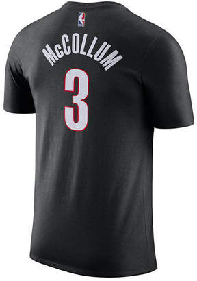 Nike Men's C.J. McCollum Portland Trail Blazers Name & Number Player T-Shirt