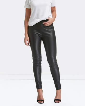 SABA Leather Leggings