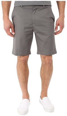 Perry Ellis Slim Fit Twill Shorts $29.99 thestylecure.com