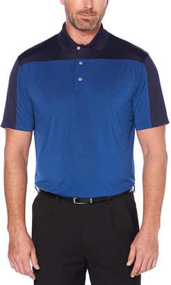 PGA Tour TOUR Easy Care Short Sleeve Jersey Polo Shirt