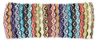 Missoni Mare - Punto Sepente Headband - Womens - Multi