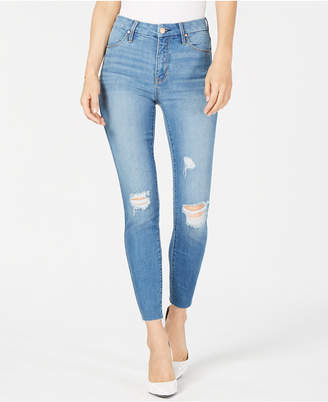 KENDALL + KYLIE The Push-Up Ultra-Stretch Ripped Skinny Jeans